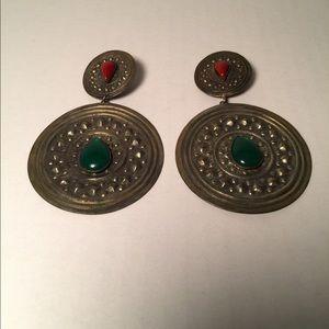 Jewelry - Berber or Middle Eastern Tribal Earrings
